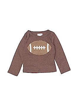Mud Pie Long Sleeve T-Shirt Size 6-9 mo