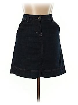 Boden Denim Skirt Size 10