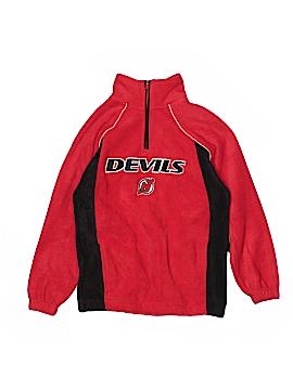 Reebok Fleece Jacket Size 10 - 12