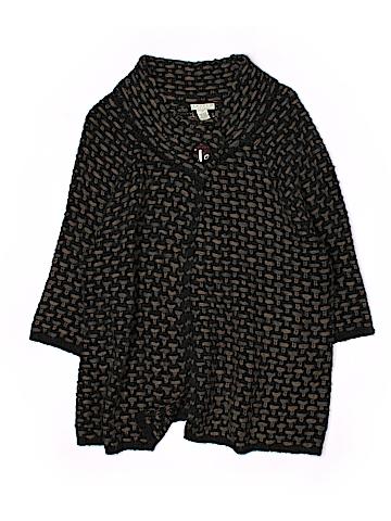 Tweeds Cardigan Size 1X (Plus)