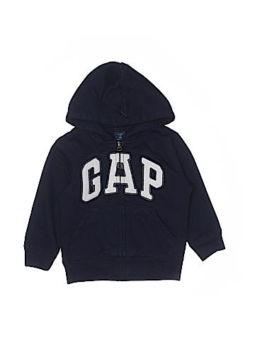 Baby Gap Zip Up Hoodie Size 2