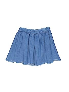 Zara Denim Skirt Size 9