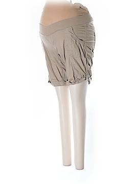 Oh Baby By Motherhood Khaki Shorts Size S (Maternity)