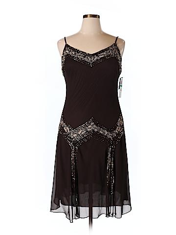 Jkara Casual Dress Size 16 (Petite)