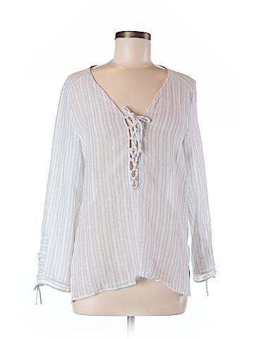 Zara Basic Long Sleeve Top Size M