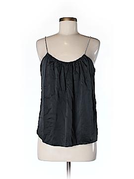 Zoa Sleeveless Silk Top Size S