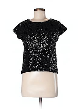 Bebe Short Sleeve Blouse Size XXS