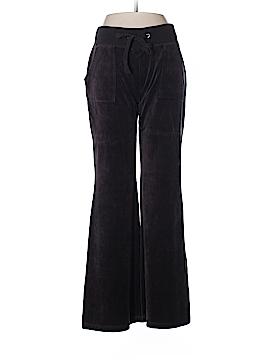 Active Basic Velour Pants Size L