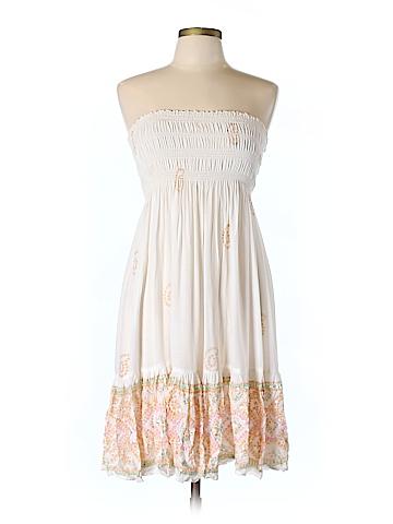 Cool Change Women Casual Dress Size Med - Lg