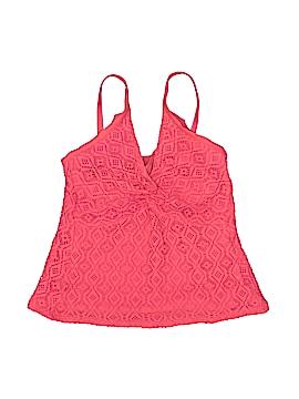 Sunsets Swimsuit Top Size 34D (Plus)