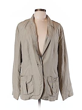 J.jill Silk Blazer Size L
