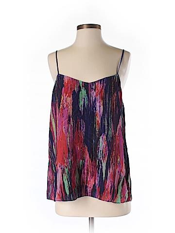 Aryn K. Sleeveless Silk Top Size M