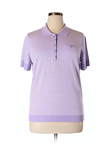 Talbots Short Sleeve Polo Size XL