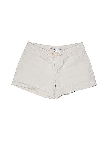 Gap Outlet Women Khaki Shorts Size 4