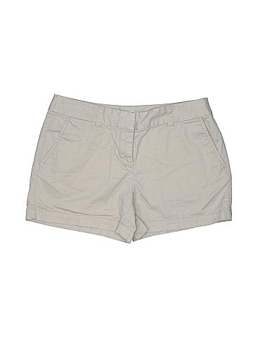 Ann Taylor LOFT Outlet Women Khaki Shorts Size 2