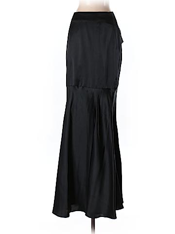 The Man Repeller x PJK Silk Skirt Size S
