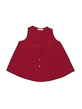 Soprano Sleeveless Blouse Size S (Kids)