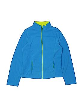 Danskin Now Fleece Jacket Size 14 - 16