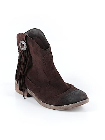 Denim & Supply Ralph Lauren Ankle Boots Size 8
