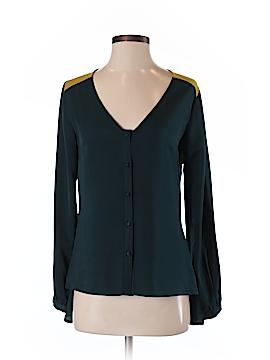 Ark & Co. Long Sleeve Blouse Size S