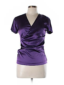 ETRO Short Sleeve Blouse Size 48 (IT)