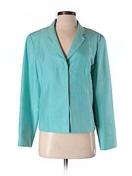 W by Worth Silk Blazer Size 12