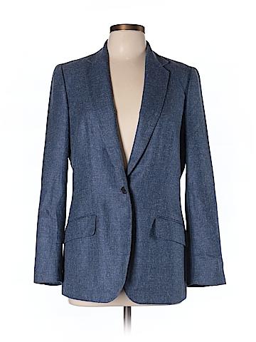 Lands' End Silk Blazer Size 10 (Tall)