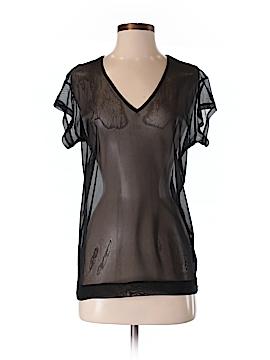 Factory by Erik Hart Short Sleeve Blouse Size XS