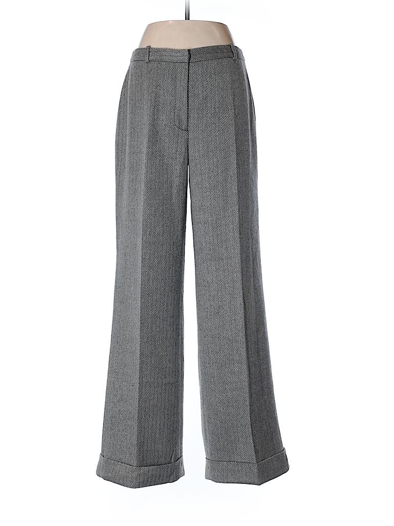Ann Taylor Women Wool Pants Size 8