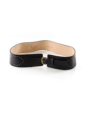 Territory Ahead Leather Belt Size L