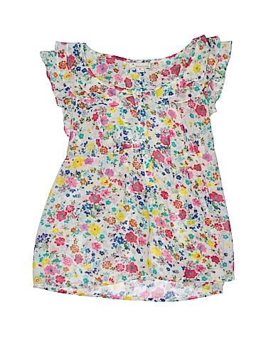 Twenty One Sleeveless Button-Down Shirt Size M