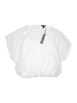 Willi Smith Short Sleeve Blouse Size M