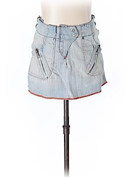 Parasuco Denim Legend Denim Skirt Size 0