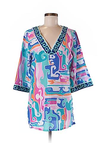 Trina Turk Women 3/4 Sleeve Blouse Size M