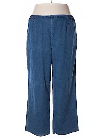Coldwater Creek Jeans Size 3X (Plus)