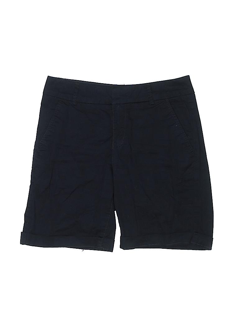 H&M L.O.G.G. Women Khaki Shorts Size 2