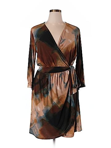 LYS Casual Dress Size 1X (Plus)