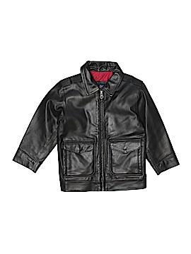 Gap Leather Jacket Size 4