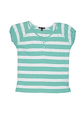 Gap Kids Outlet Short Sleeve Henley Size 8