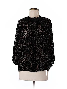 Tucker 3/4 Sleeve Silk Top Size M