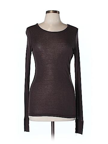 Alice + olivia Long Sleeve T-Shirt Size L