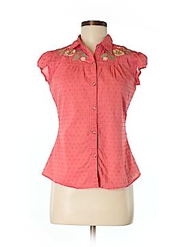 Roper Short Sleeve Blouse Size S
