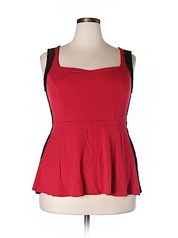 Torrid Sleeveless Top Size 2X (Plus)