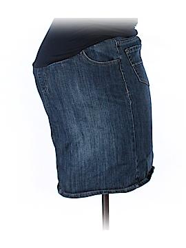 Liz Lange Maternity for Target Denim Skirt Size XS (Maternity)