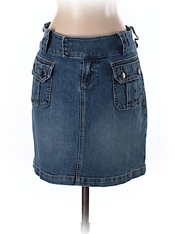 Banana Republic Factory Store Denim Skirt Size 2