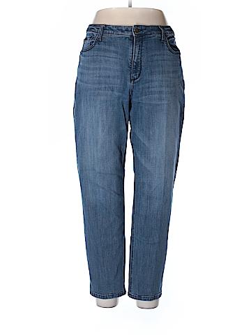 Jones New York Jeans Size 16 (Plus)