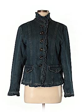 Coldwater Creek Denim Jacket Size M (Petite)