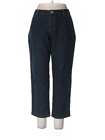 Avenue Jeans Jeans Size 14 (Petite)