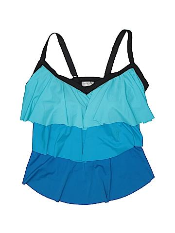 Avenue Swimsuit Top Size 16