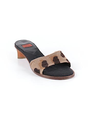 Goffredo Fantini Women Sandals Size 37 (EU)